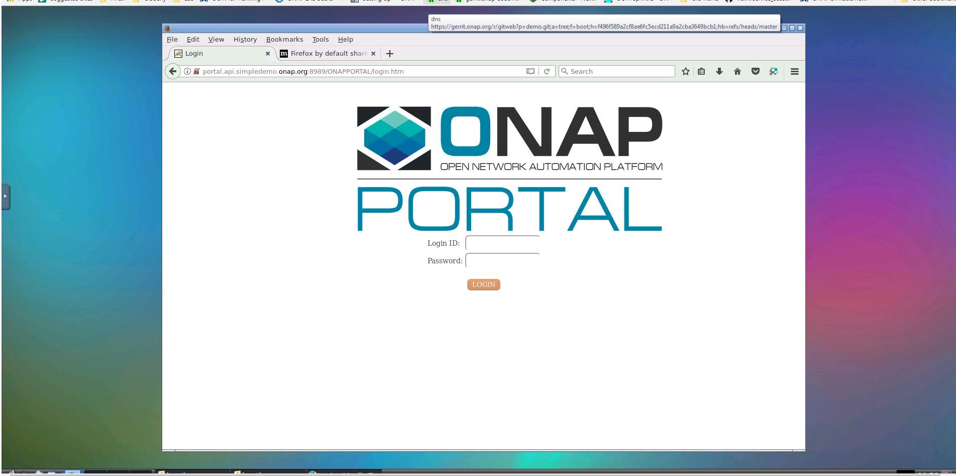 OOM-46] Platform infrastructure deployment with TOSCA - ONAP